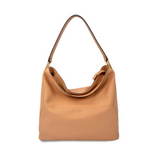 Fashion Soft  Leather Woman Hobo Shoulder Bag