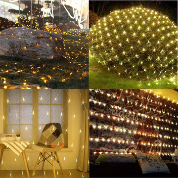 Outdoor Party LED Net Fairy String Lights