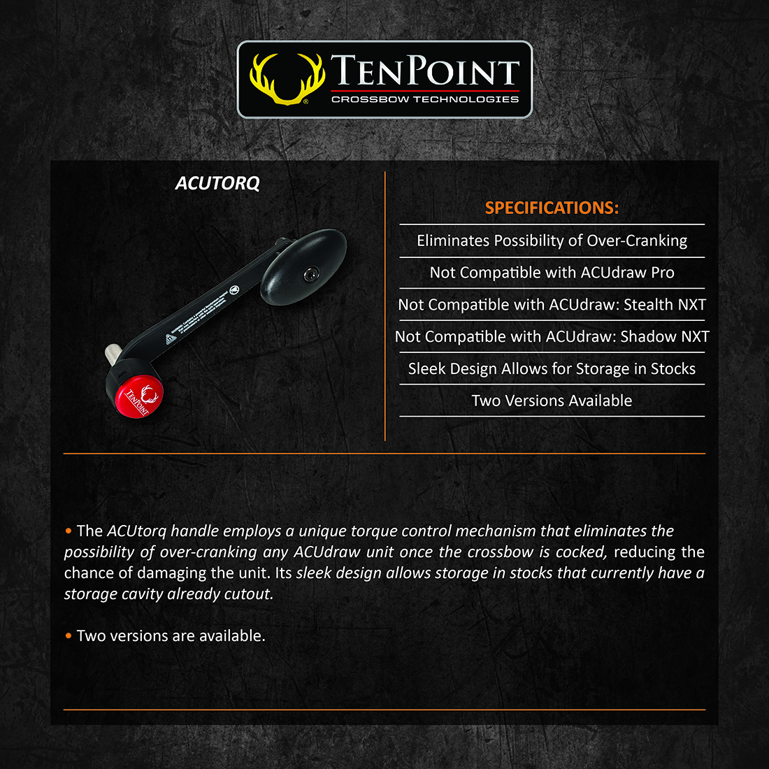 TenPoint_ACUtorq_RedCap_Product_Description
