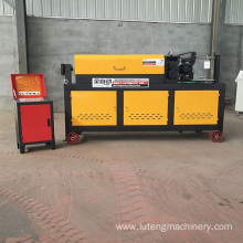 Reinforce Steel Bar Straightening-Cutting Machine