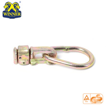 High Quality for O Rings Best Selling Yellow Galavanized Double Stud Fitting With Oval Ring supply to Nauru Importers