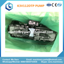Wholesale Price for Offer Hydraulic Pump For Kawasaki,Hydraulic Pump For Kawasaki Excavator From China Manufacturer K3V112 Main Pump for Excavator SY215 export to Sudan Exporter