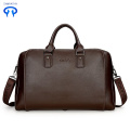 Pu hand b/l shoulder bag business package
