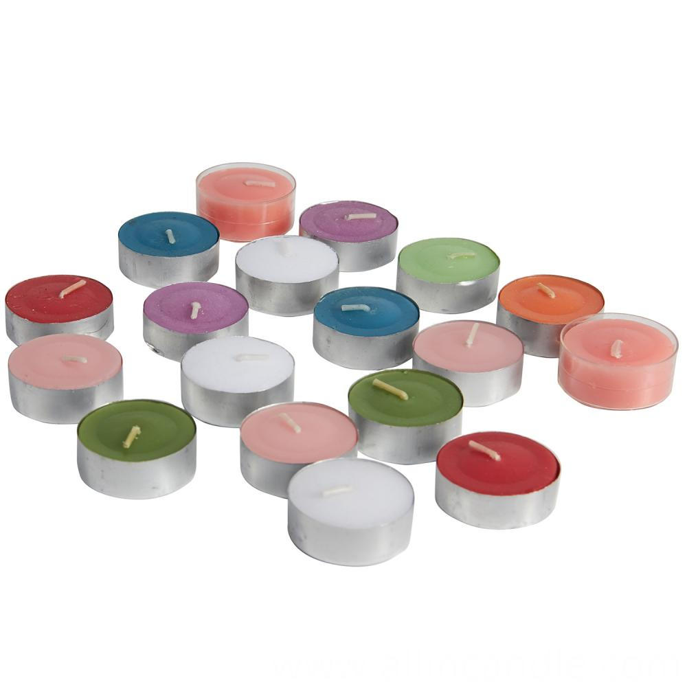 unbranded scented candles