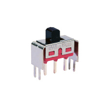 Chinese Professional for Micro Slide Switch High Life CUL DPDT Miniature Slide Switches supply to Portugal Factories