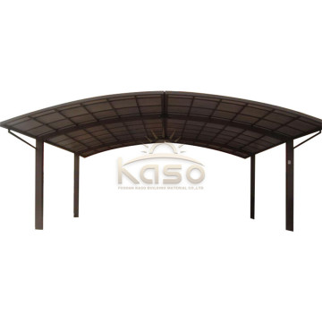 SunShade Car Garage Aluminium Canopy Awning And Carport