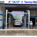 Fully automatic touchfree car wash franchise