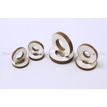 Piezoelectric Ceramic Ring for Measurement OD16xID7x2.5mm