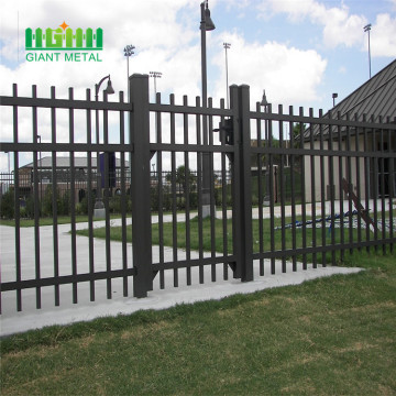 Cheap wrought iron fences panels