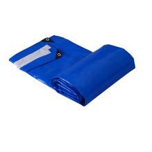 Professional High Quality for China Blue PE Tarpaulin,Blue PE Tarpaulin Sheet,Blue Poly Tarpaulin,Blue Waterproof PE Tarp Manufacturer Blue color PE tarpaulin supply to Poland Exporter