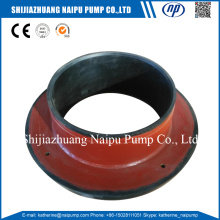 Quality for Slurry Pump Rubber Parts Horizontal Froth Slurry Pump Front Liner export to France Importers