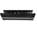 AMPLIFIERS metal chassis & panel-1