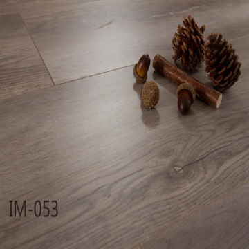 Pisos de 12mm Euro Lock Wide Plank Laminate