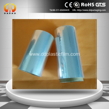 clear silicon coated polyester film