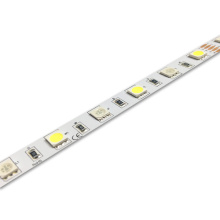 RGB and White 6500k 5050led strip