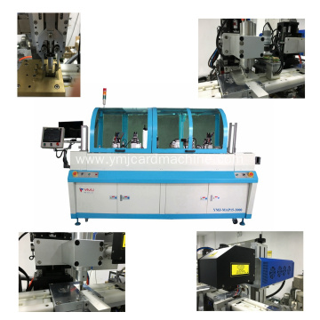 Smart Card Wire Pulling Out Production Equipment