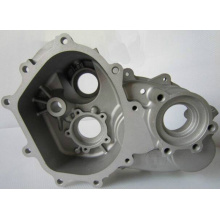 Reliable for Aluminum Alloy Die Casting Polished round aluminum alloy die casting parts supply to Botswana Supplier