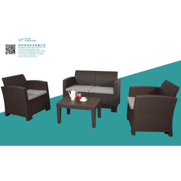 4 Seater (2nd Age) PP Outdoor Sofa Set