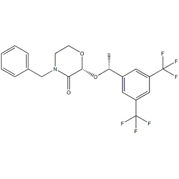 (2R) -4-BENZIL-2 - {(1R) -1- [3,5-BIS (TRIFLUOROMETHYL) PHENYL] ETHOXY} MORPHOLIN-3-ONE CAS 287930-75-0
