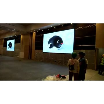 P4 SMD indoor full color led display screens
