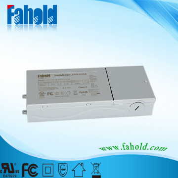 Controlador LED de atenuación 52w para luces de panel LED