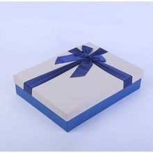 Luxury Birthday Gift Packaging Paper Box With Ribbon