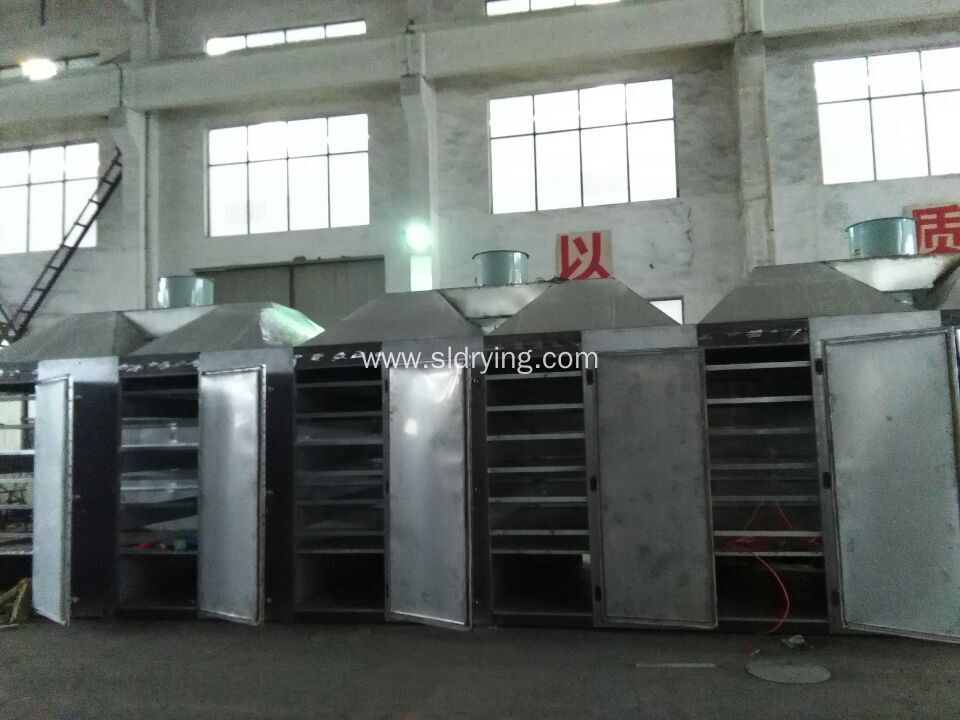Expanded feed dryer equipment