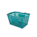 Carry new PP material plastic basket with handle