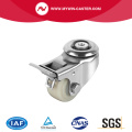 Braked Swivel Caster With Hollow Kingpin