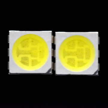 5050 White LED 10000K Color Temperature 0.2W