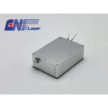 532nm High Repetition Rate Green Laser For Radar