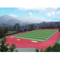 Long Life 7:1 Pavement Materials Courts Sports Surface Flooring Athletic Running Track
