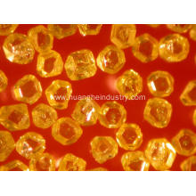 Superhard Material of Synthetic Diamonds HHD40