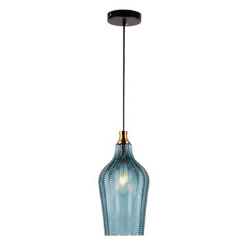 Indoor simple Hanging Glass Pendant Light