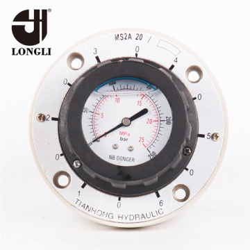 Hydraulic Oil Pressure Gauge Isolator