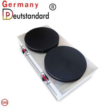 NP-586 commercial gas crepe maker with CE