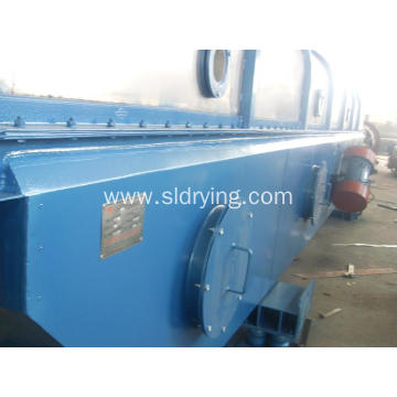 Granulated sugar ZLG Series Vibration Fluidized Bed Dryer