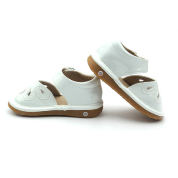 White PU Leather Dress Shoes