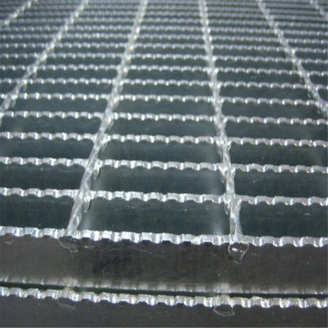 Safety Serrated Welded Grating