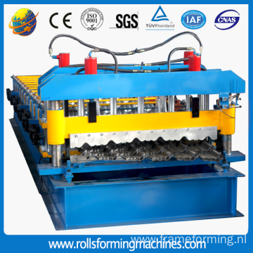 Glazed Roofing Sheet Tile Making Machine