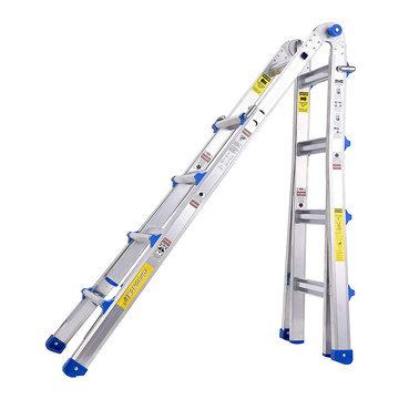 Super strong bearing little giant ladder thickenin