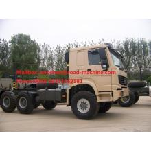 OEM/ODM for Tractor Truck 371hp Cargo Truck Chassis SINOTRUK HOWO export to China Hong Kong Factories