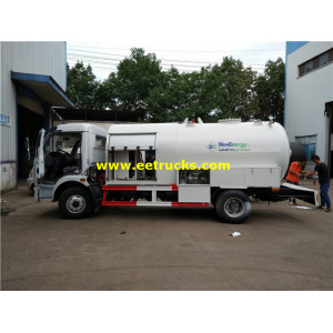 2000 Gallons 3.5T Propane Dispenser Trucks