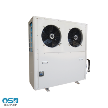air source EVI low ambient temperature heat pump