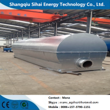 China for Tyre Pyrolysis Oil Distillation Plant Tire Oil Distillation to Diesel Equipment export to Myanmar Wholesale