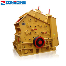 2018 Silicon Carbide Impact Crusher