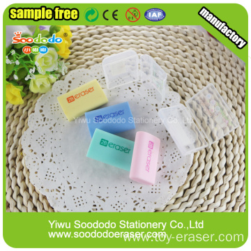 shaped eraser,2d flat eraser for school children