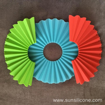 High quality food grade silicone heat resistant mat
