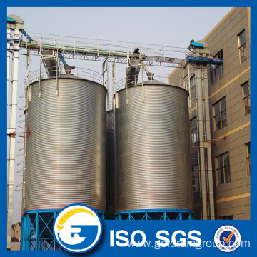 Hot Galvanized Steel Grain Storage Silo