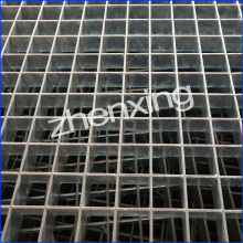 Galvanized Steel Deck Grating